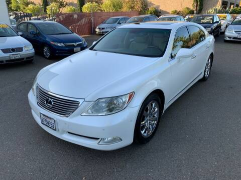 2007 Lexus LS 460 for sale at C. H. Auto Sales in Citrus Heights CA