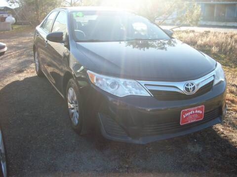 2014 Toyota Camry for sale at Lloyds Auto Sales & SVC in Sanford ME