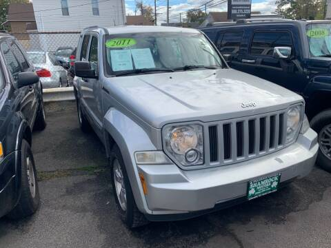 2011 Jeep Liberty for sale at Park Avenue Auto Lot Inc in Linden NJ