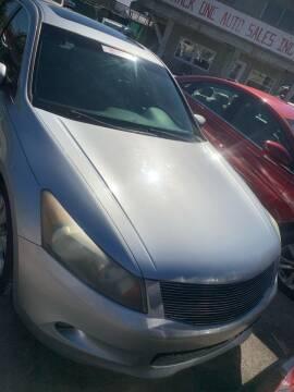 2008 Honda Accord for sale at Track One Auto Sales in Orlando FL