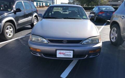 1995 Toyota Camry for sale at Mike's Auto Sales INC in Chesapeake VA