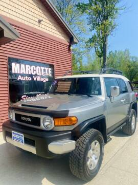 2010 Toyota FJ Cruiser for sale at Marcotte & Sons Auto Village in North Ferrisburgh VT