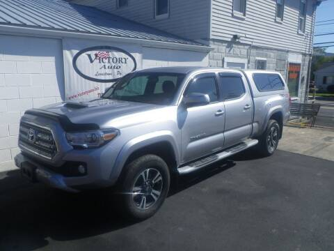 2017 Toyota Tacoma for sale at VICTORY AUTO in Lewistown PA