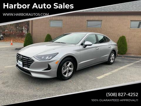 2021 Hyundai Sonata for sale at Harbor Auto Sales in Hyannis MA