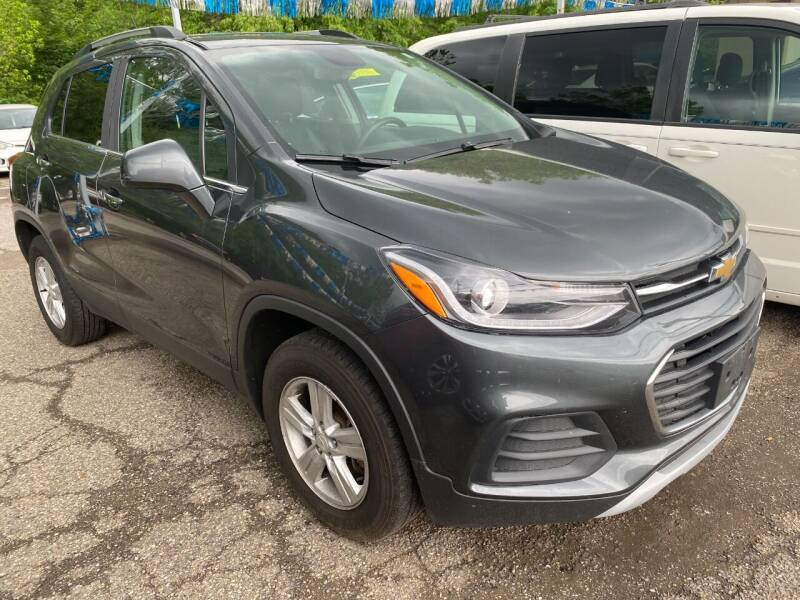 2017 Chevrolet Trax for sale at Matt Jones Preowned Auto in Wheeling WV