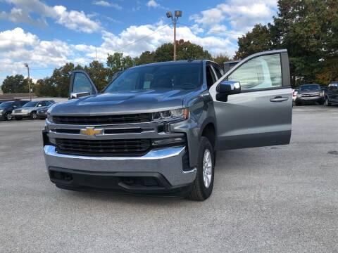 2019 Chevrolet Silverado 1500 for sale at Morristown Auto Sales in Morristown TN