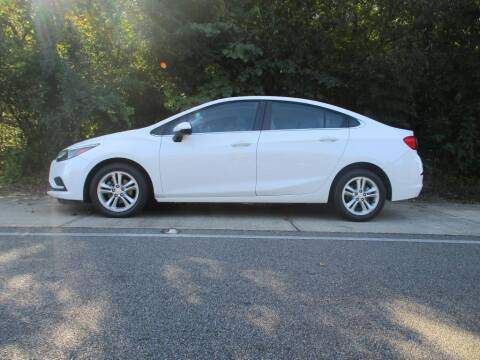 2018 Chevrolet Cruze for sale at A & P Automotive in Montgomery AL