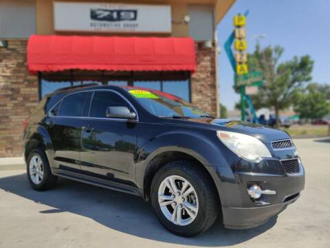 2012 Chevrolet Equinox for sale at 719 Automotive Group in Colorado Springs CO