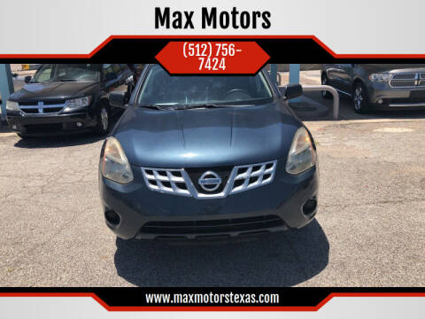 2012 Nissan Rogue for sale at Max Motors in Corpus Christi TX