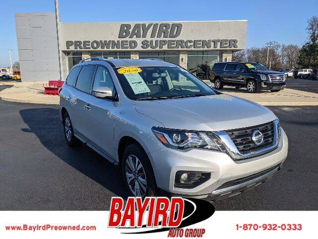2020 Nissan Pathfinder for sale at Bayird Truck Center in Paragould AR