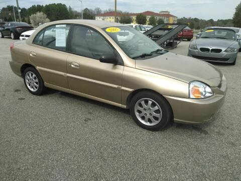 2005 Kia Rio for sale at Kelly & Kelly Supermarket of Cars in Fayetteville NC