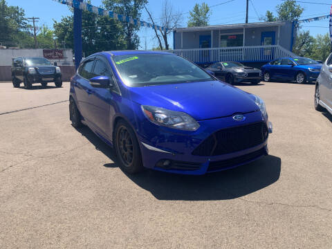 2014 Ford Focus for sale at City Center Cars and Trucks in Roseburg OR