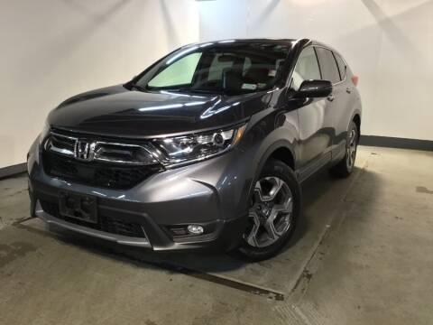 2018 Honda CR-V for sale at M Sport Motorcar in Hillside NJ