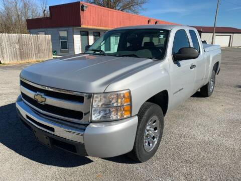 2010 Chevrolet Silverado 1500 for sale at Best Buy Auto Sales in Murphysboro IL