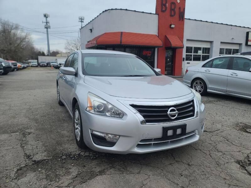 2015 Nissan Altima for sale at Best Buy Wheels in Virginia Beach VA