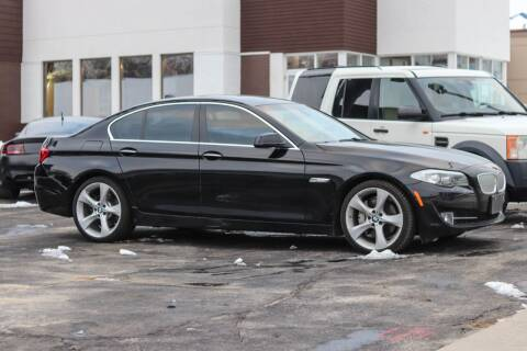 2011 BMW 5 Series for sale at AutoLink in Dubuque IA