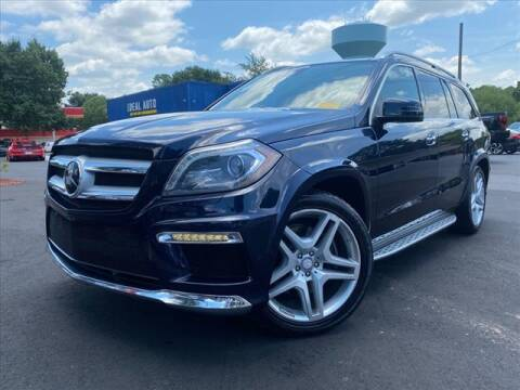2013 Mercedes-Benz GL-Class for sale at iDeal Auto in Raleigh NC