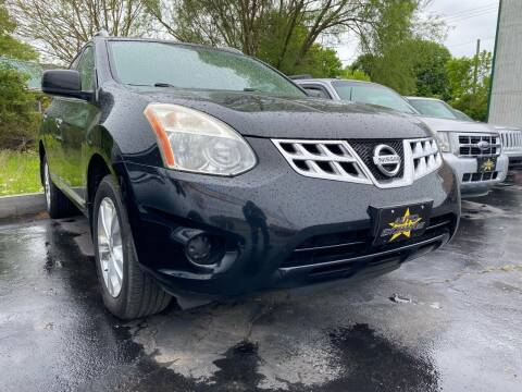 2012 Nissan Rogue for sale at Auto Exchange in The Plains OH