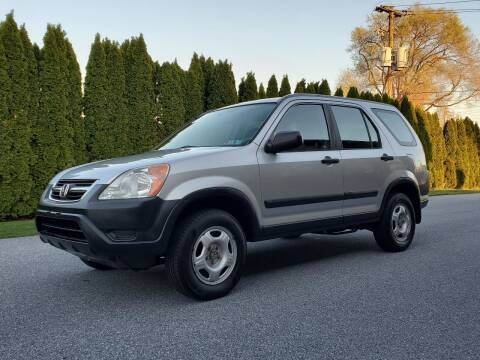 2002 Honda CR-V for sale at Kingdom Autohaus LLC in Landisville PA