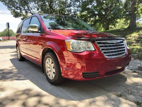 2009 Chrysler Town and Country for sale at Crispin Auto Sales in Urbana IL