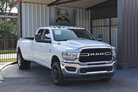 2019 RAM Ram Pickup 3500 for sale at G MOTORS in Houston TX