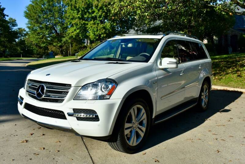2012 Mercedes-Benz GL-Class for sale at A Motors in Tulsa OK
