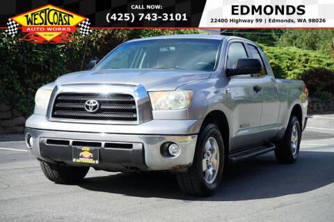 2007 Toyota Tundra for sale at West Coast Auto Works in Edmonds WA