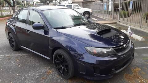2014 Subaru Impreza for sale at RICKY'S AUTOPLEX in San Antonio TX