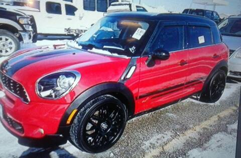 2012 MINI Cooper Countryman for sale at BRETT SPAULDING SALES in Onawa IA