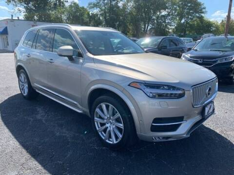 2016 Volvo XC90 for sale at Hi-Lo Auto Sales in Frederick MD