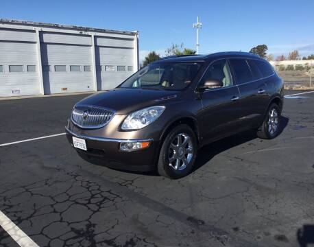 2008 Buick Enclave for sale at My Three Sons Auto Sales in Sacramento CA