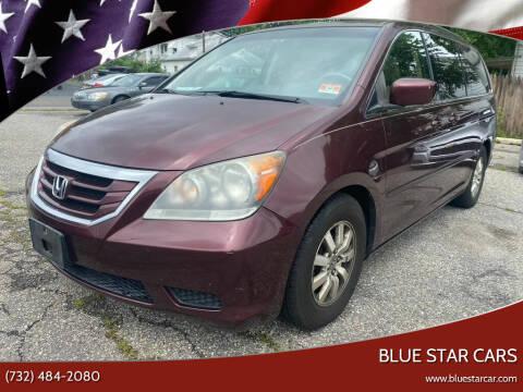 2008 Honda Odyssey for sale at Blue Star Cars in Jamesburg NJ