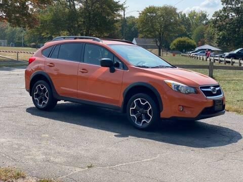 2014 Subaru XV Crosstrek for sale at Choice Motor Car in Plainville CT