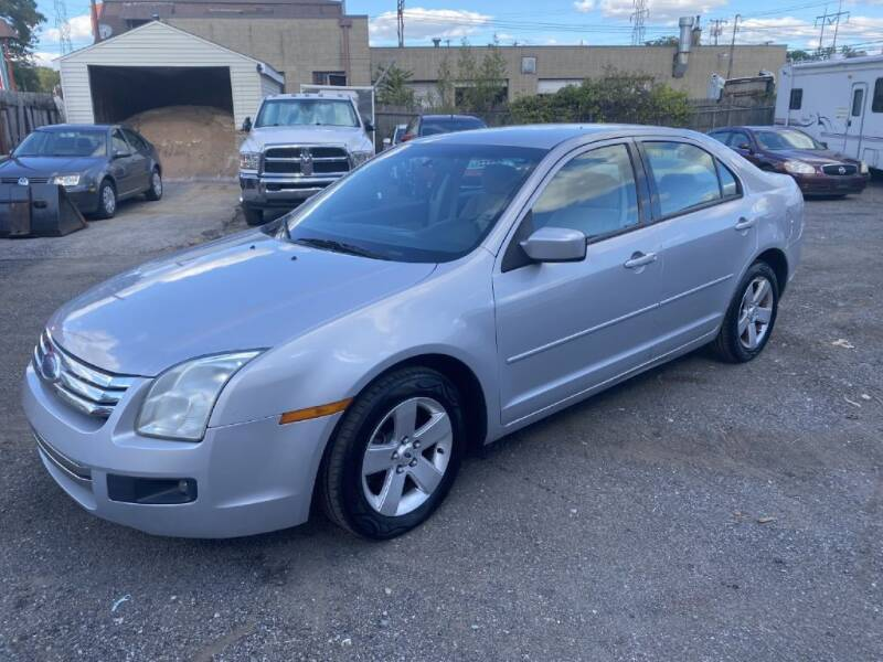 2006 Ford Fusion for sale at Jay Motor Group in Attleboro MA