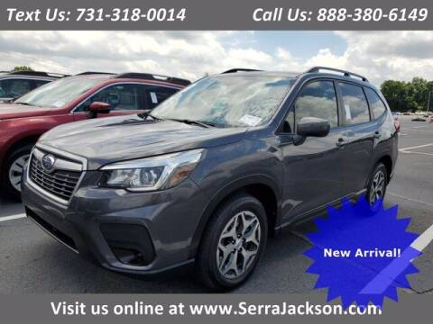 2020 Subaru Forester for sale at Serra Of Jackson in Jackson TN