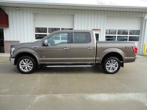 2016 Ford F-150 for sale at Quality Motors Inc in Vermillion SD