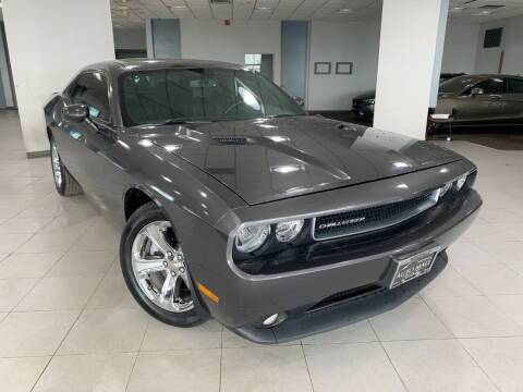 2013 Dodge Challenger for sale at Auto Mall of Springfield in Springfield IL