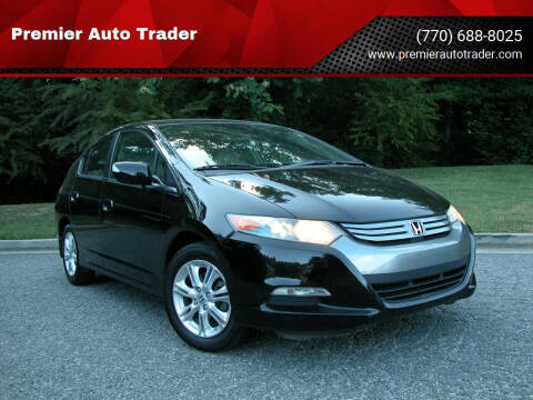 2010 Honda Insight for sale at Premier Auto Trader in Alpharetta GA