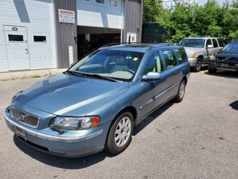 2003 Volvo V70 for sale at MX Motors LLC in Ashland MA