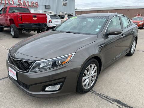 2014 Kia Optima for sale at De Anda Auto Sales in South Sioux City NE
