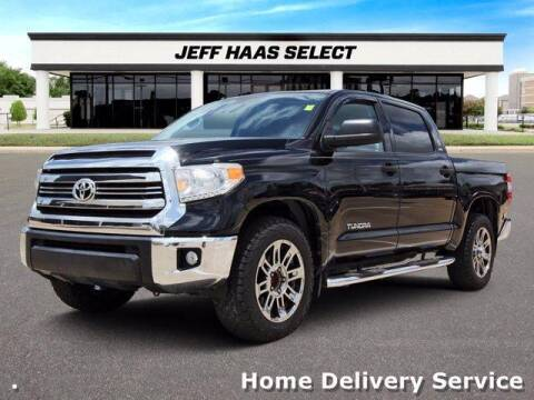 2016 Toyota Tundra for sale at JEFF HAAS MAZDA in Houston TX