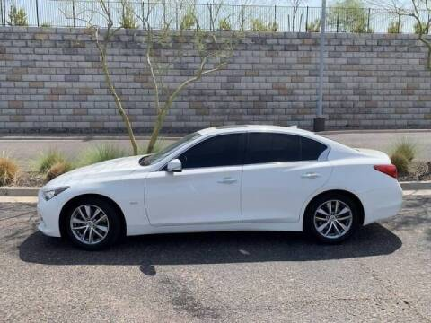 2017 Infiniti Q50 for sale at MyAutoJack.com @ Auto House in Tempe AZ