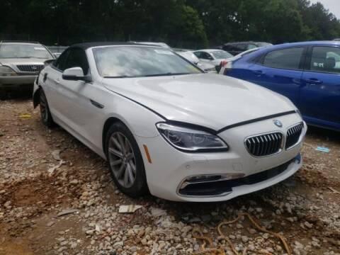 2017 BMW 6 Series for sale at ELITE MOTOR CARS OF MIAMI in Miami FL