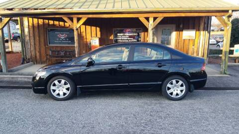 2011 Honda Civic for sale at Hobson Performance Cars in East Bend NC