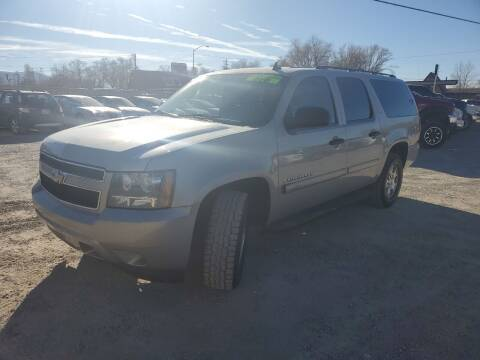 2009 Chevrolet Suburban for sale at Canyon View Auto Sales in Cedar City UT