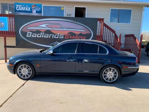 2008 Jaguar S-Type for sale at Badlands Brokers in Rapid City SD