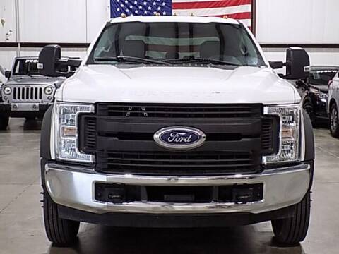 2017 Ford F-450 Super Duty for sale at Texas Motor Sport in Houston TX