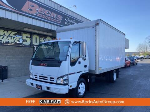 2007 GMC W4500 for sale at Becks Auto Group in Mason OH