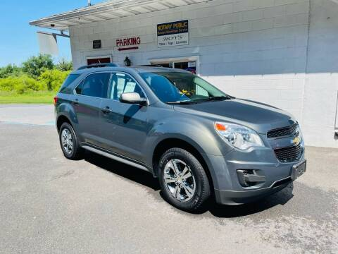 2013 Chevrolet Equinox for sale at Hoys Used Cars in Cressona PA