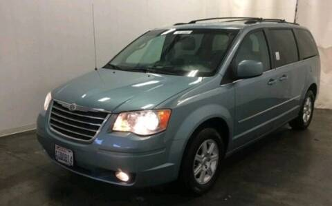 2010 Chrysler Town and Country for sale at McMinnville Auto Sales LLC in Mcminnville OR